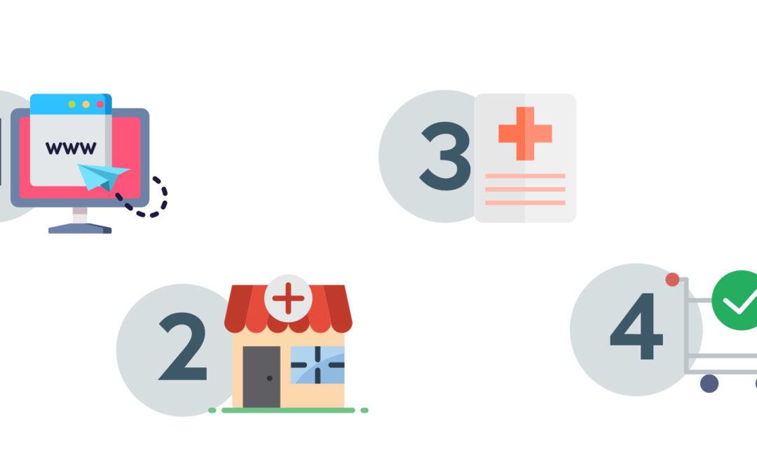 Facile, veloce, gratuito: registrati e scarica la nostra App Prenota Farmaci!